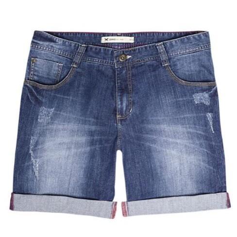BERMUDA FEM HERING HBHN - Jeans