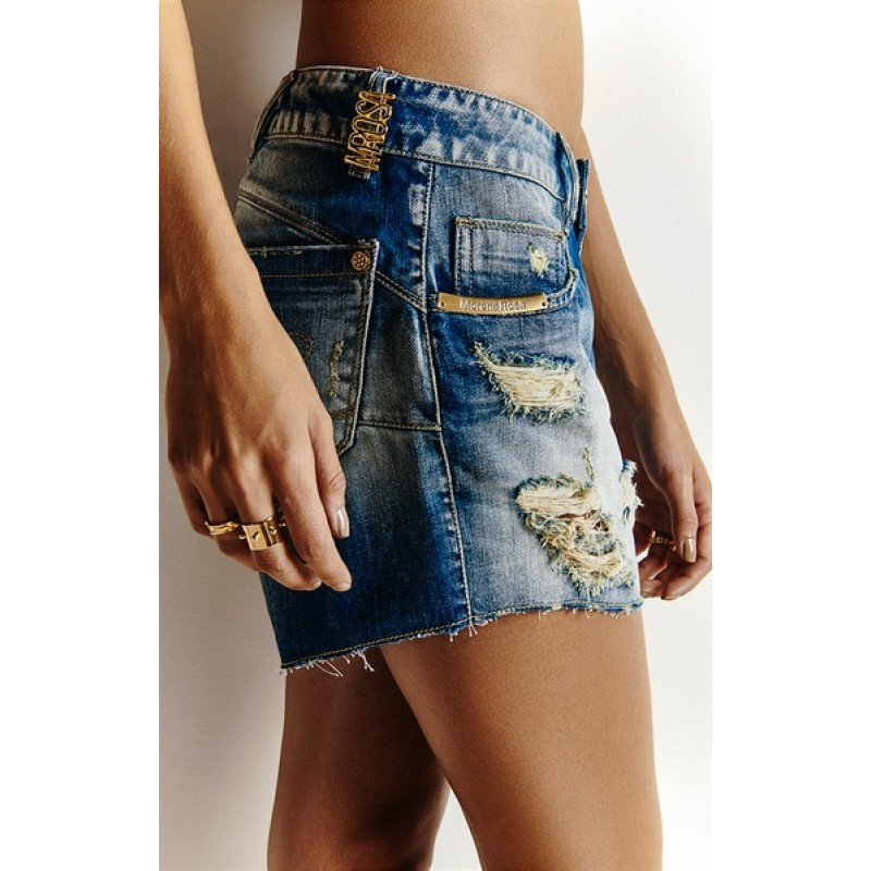 03a9f16e3 BERMUDA MORENA ROSA 202041 - Jeans BERMUDA MORENA ROSA 202041 - Jeans ...