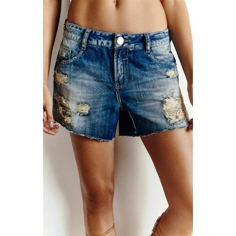 BERMUDA MORENA ROSA 202041 - Jeans
