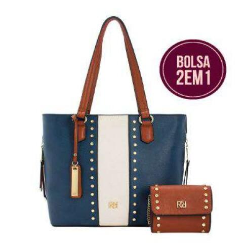 BOLSA 2 EM 1 RAFITTHY 22.82114 - Azul