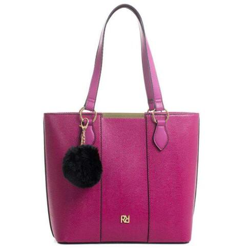 BOLSA GRANDE HOT PINK RAFITTHY 28.02149A - Pink