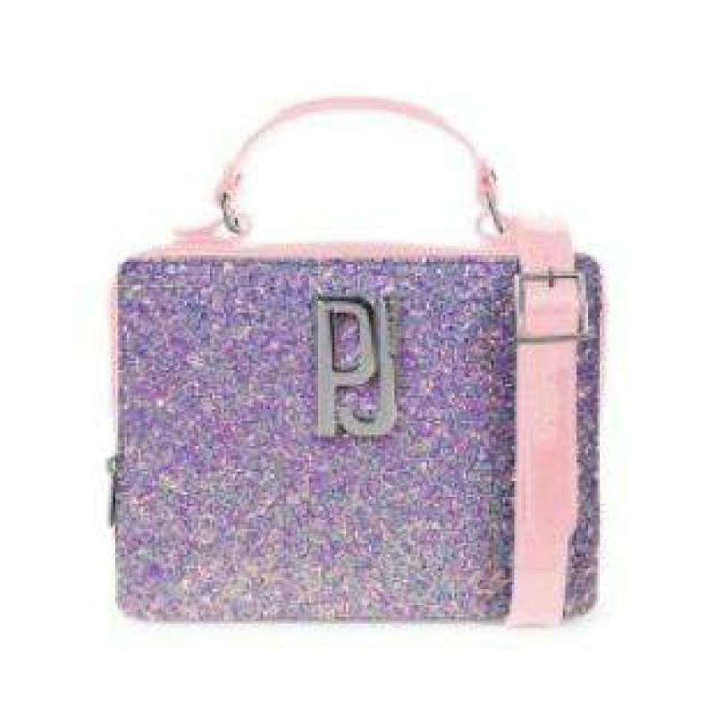 Bolsa De Mão Petite Jolie : Bolsa petite jolie pj rosa delabela