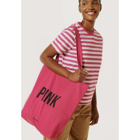 BOLSA UNISSEX COM ESTAMPA HERING KFG7 - Pink