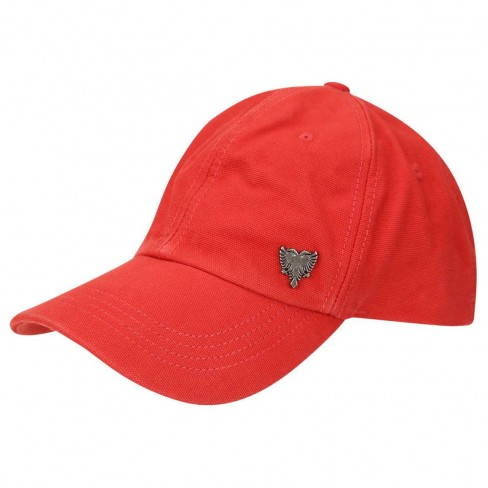 BONE CAVELERA VITOR MALAGA 20.01.0641 - Vermelho
