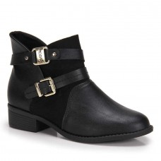 f0a61090e6 BOTA ANKLE BOOT MODARE ULTRACONFORTO 7057.107 - Preto