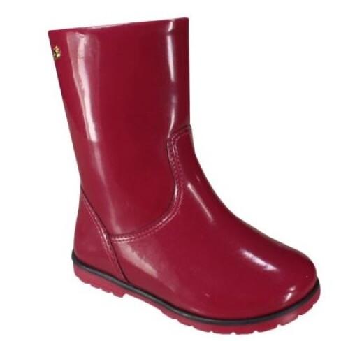 Bota Pampili 141006 - Vermelho