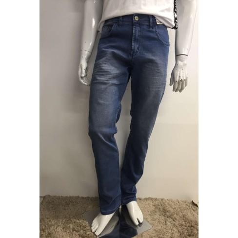 CALÇA CASUAL TRADICIONAL JEANS OGOCHI 2424001 - Jeans
