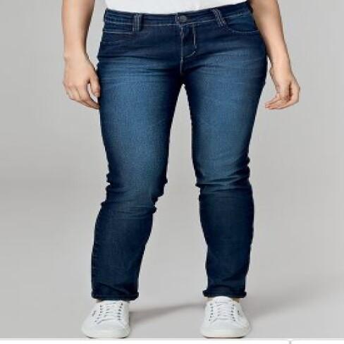 CALÇA FEM HERING H5WC - Jeans