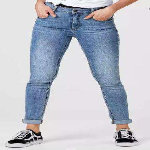 CALÇA FEMININA SUPER SKINNY JEANS HERING KZF4 - Jeans