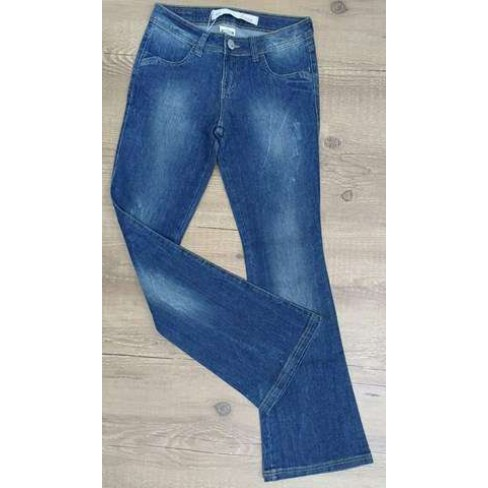 CALCA FLARE HERING H57W - Jeans