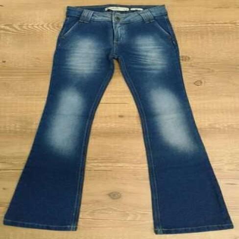 CALÇA FLARE HERING H5VK - Jeans
