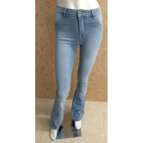 CALÇA FLARE MORENA ROSA 202694 - Jeans