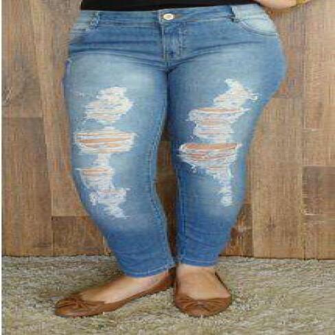CALÇA JEANS DESTROYER ESQUIRE 4545 - Jeans