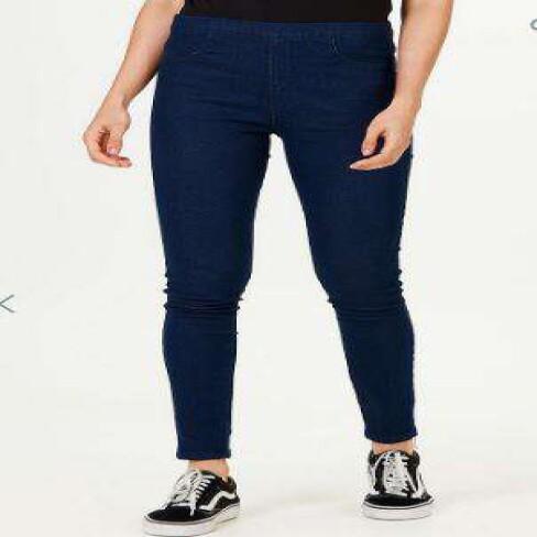 CALÇA JEANS FEMININA HERING H94K - Jeans