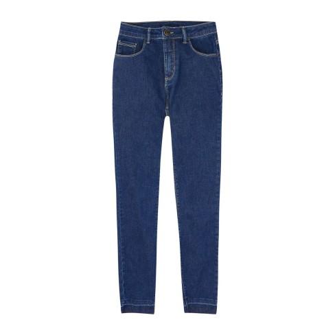 CALÇA JEANS FEMININA SKINNY CIGARRETE HERING H98A - Jeans
