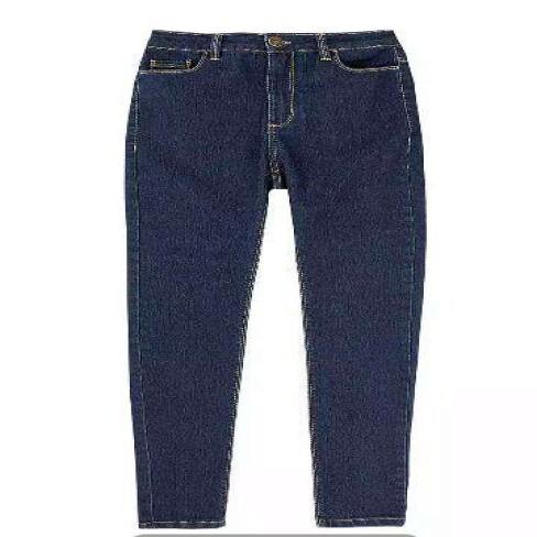 CALÇA JEANS FEMININA SUPER SKINNY HERING H98U - Jeans