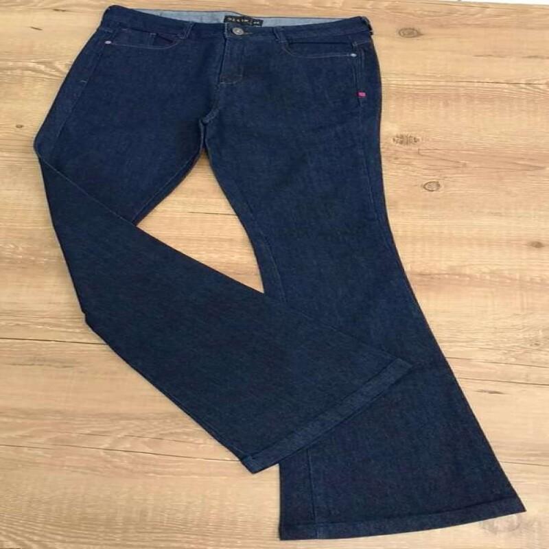 8690773d8b CALCA JEANS FLARE DZARM Z0F2 - Jeans - Delabela