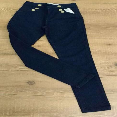 CALCA JEANS HOT PANT ÉDEN 0357 - Jeans