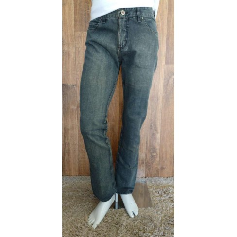 CALCA JEANS MASCULINA HERING H12L - Jeans