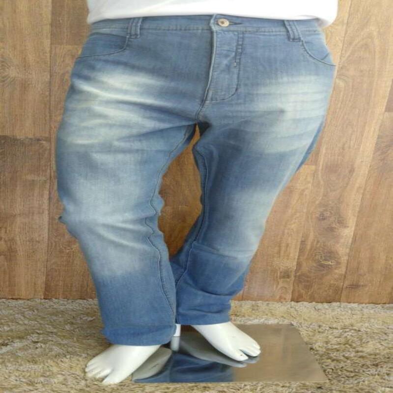 6adb755eb7 CALCA JEANS MASCULINA HERING H16N - Jeans - Delabela
