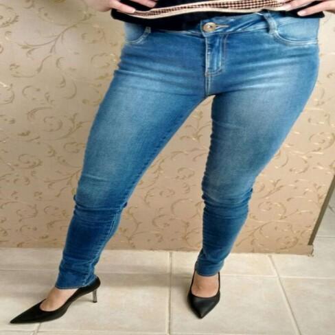 CALCA JEANS MORENA ROSA 203262 - Jeans