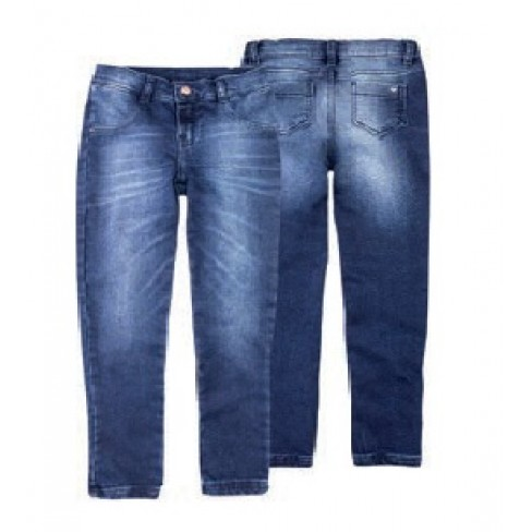 CALÇA JEANS SKINNY INFANTIL HERING C5B2 - Jeans