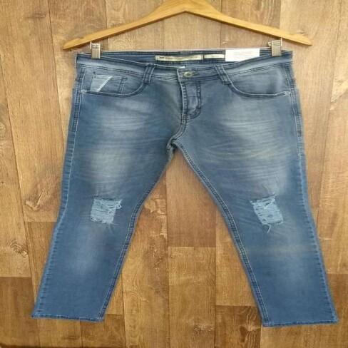 CALCA MASCULINA SKINNY HERING H1E4 - Jeans