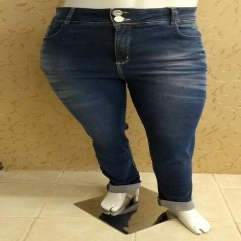 CALÇA SKINY ELEGANCE 17251 - Jeans
