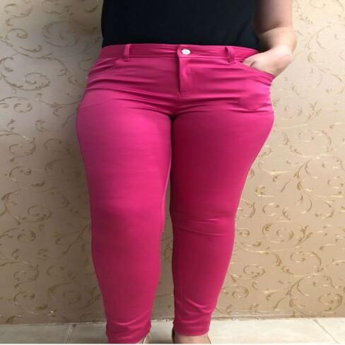 CALÇA SKINY SEIKI 550156 - Pink