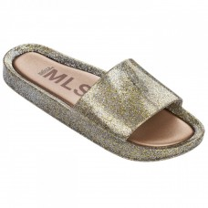 CHINELO MELISSA BEACH SLIDE 31754 - Dourado