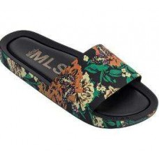 CHINELO MELISSA BEACH SLIDE 32276 - Preto