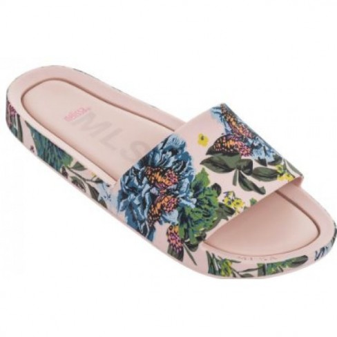 CHINELO MELISSA BEACH SLIDE 32276 - Rosa