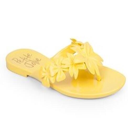 CHINELO PETITE PJ1385IN - Amarelo