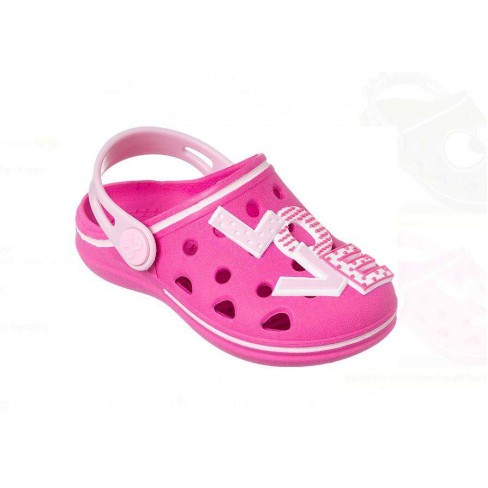 CROCS INFANTIL WORLD COLORS 124.001 - Pink