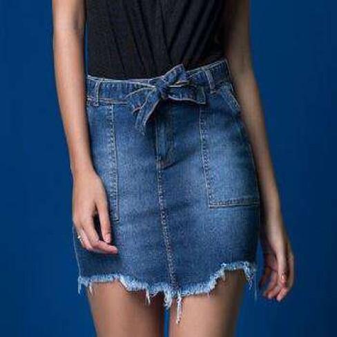 SAIA JEANS CONFORT BARRA DESFIADA KALLY JEANS 3069 - Jeans