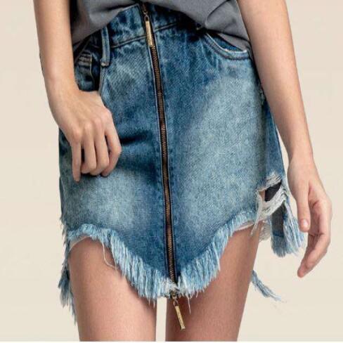 SAIA SUPER HIGH JEANS MY FAVORITE 501SA000477 - Jeans