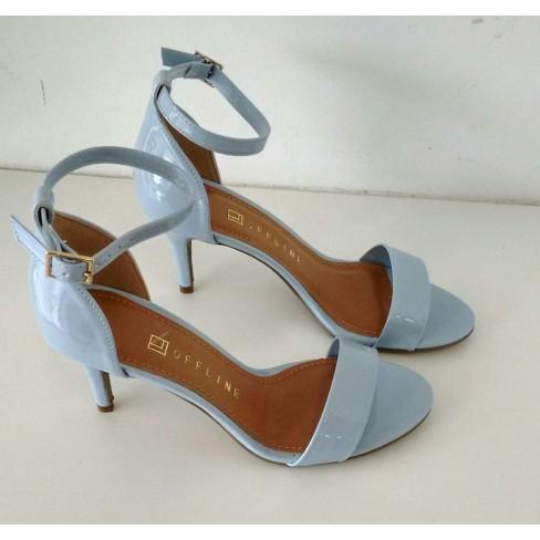 SANDALIA FEMININA OFFLINE 5137-20605 - Azul