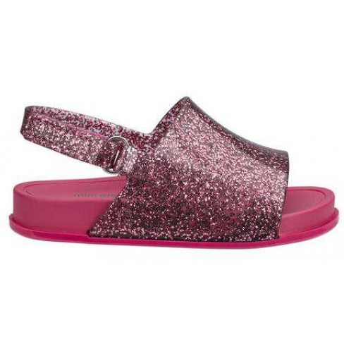 Sandalia Mini Melissa 31997 Pink Delabela