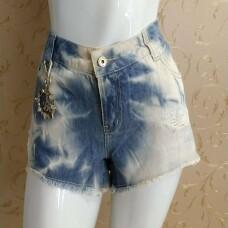 825c4e73f7 SHORTS JEANS MORENA ROSA 201309 - Jeans claro