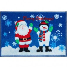 TAPETE 40X60 HOLIDAY CORTTEX - Azul