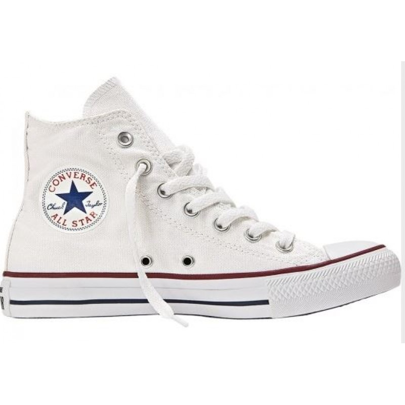 bba849dbf2f TÊNIS ALL STAR CONVERSE CT00040007 - Branco - Delabela