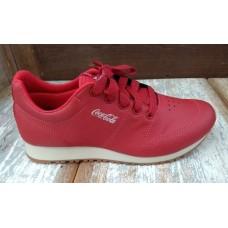 ec571a6272 TENIS COCA COLA ICE CC1461 - Vermelho