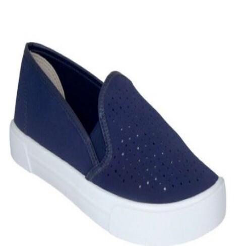 TENIS MOLECA 5296.100 - Azul